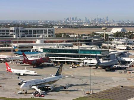 Passengers from virus-stricken ship land in Australia