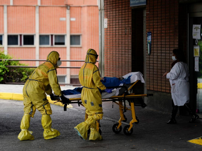 Spain sets out back-to-work guidelines as coronavirus death rate slows