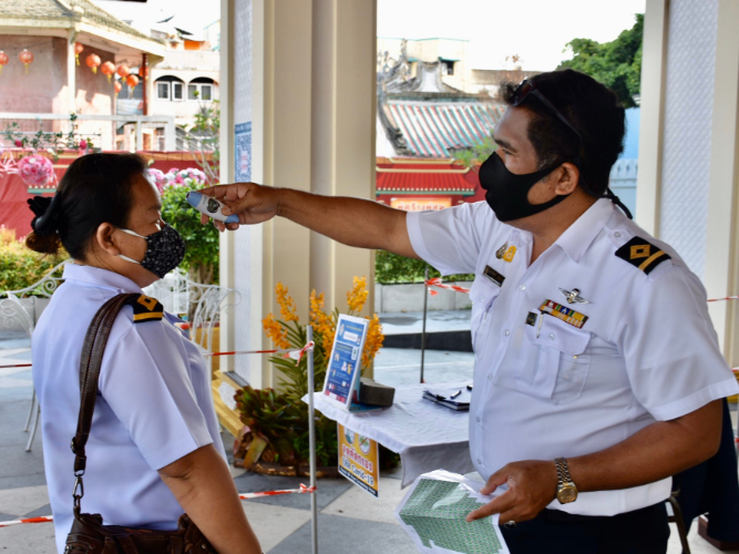 Thailand's coronavirus cases rise to 2,551 with 33 new infections