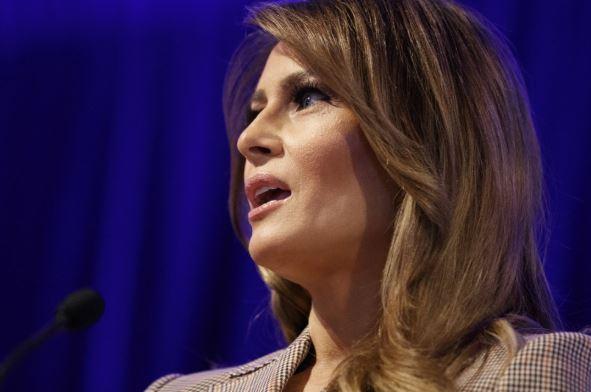 Melania Trump is having a moment during coronavirus pandemic