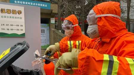 China steps up environmental sanitation amid epidemic: official