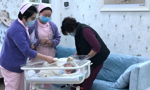 Quick recovery expected for Wuhan postnatal care industry