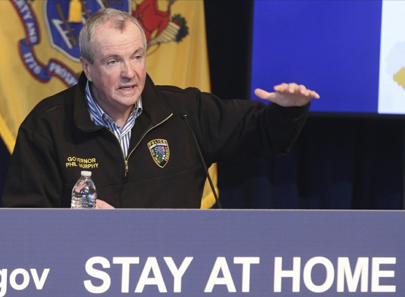 Murphy warns that restarting NJ too quickly could backfire