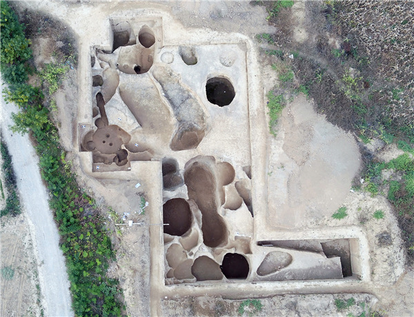 Shaanxi won archaeological discoveries' nomination