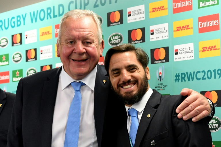 Pichot announces he will run for World Rugby top job