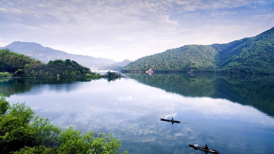 China plans to speed up resumption of 114 ecological projects