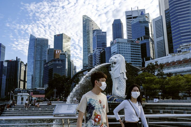 Singapore reports 233 COVID-19 cases, nationwide total surpasses 2,500