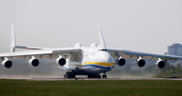 World's largest cargo plane joins convoy to transport medical supplies from China amid pandemic