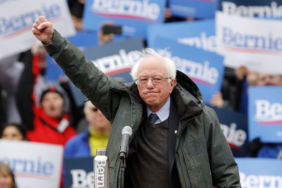 Sanders endorses Biden for White House