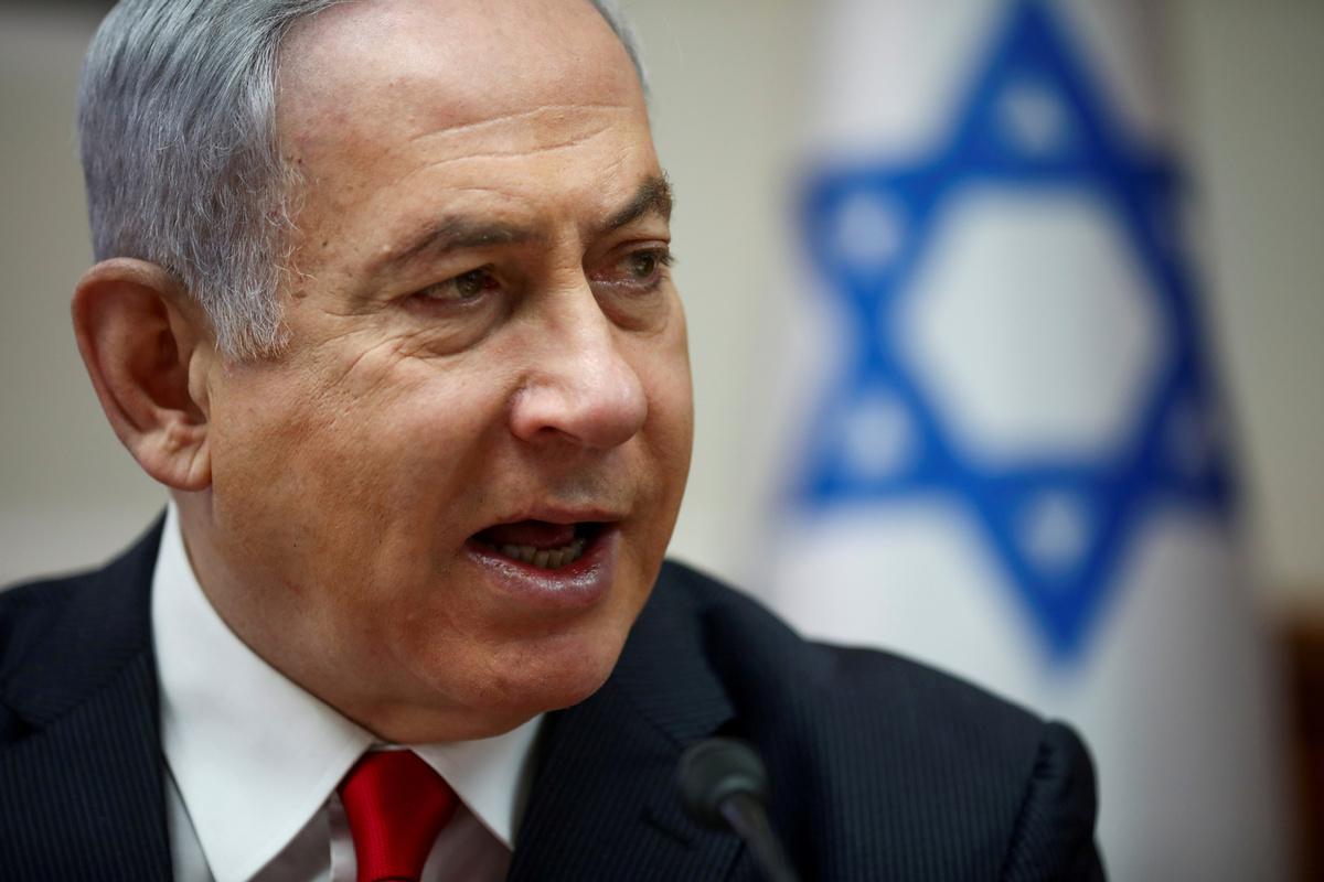 Netanyahu crafting revival