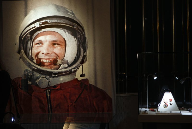 Russia slaps US for ignoring Gagarin on Spaceflight Day