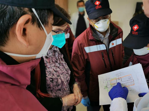 Chinese medical experts help with Serbia's battle against COVID-19