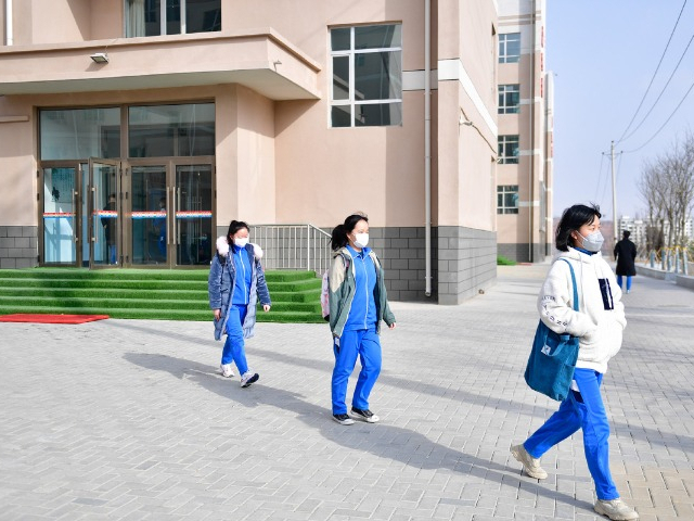 China issues guidelines for orderly college reopening amid epidemic prevention