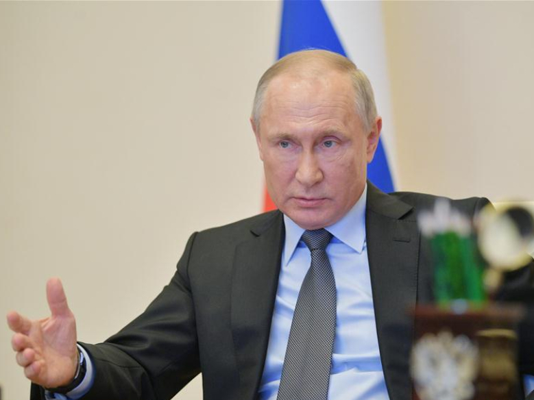 Russia may use military resources to fight COVID-19: Putin