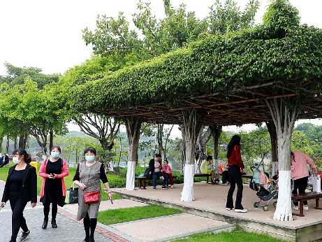 Safe travel urged amid China's reopening of tourist attractions