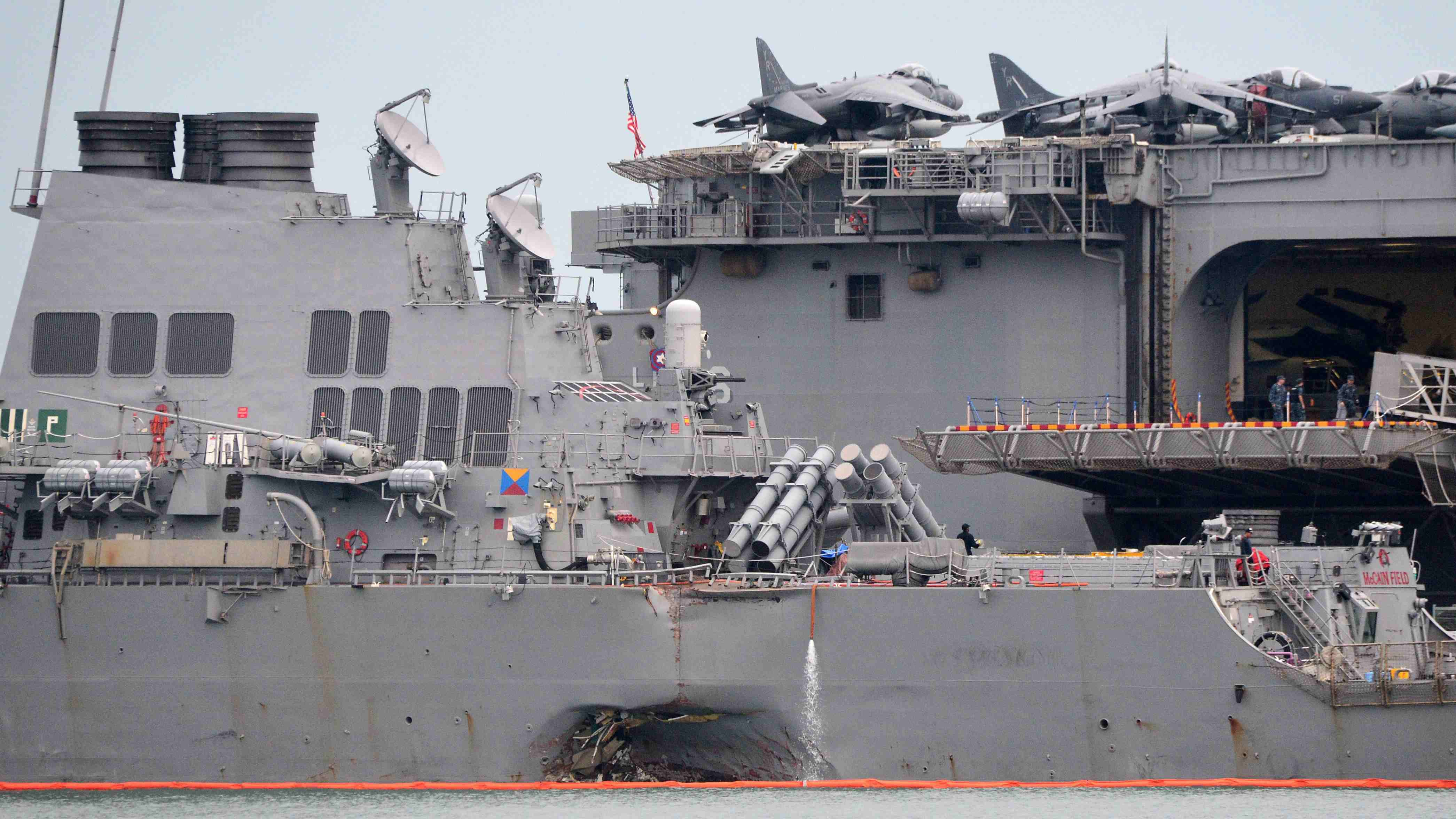 Sailor from USS Theodore Roosevelt dies of coronavirus complications