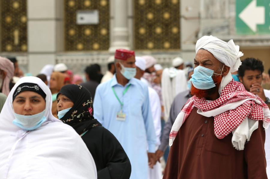 Saudi Arabia COVID-19 cases approach 5,000