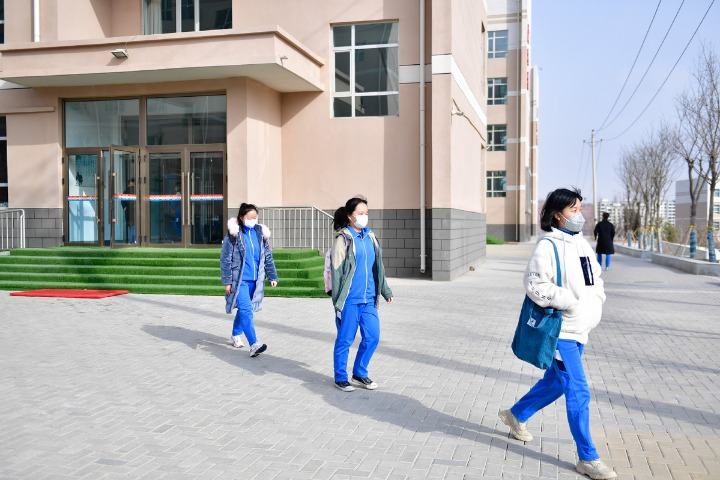 China's Yunnan to begin reopening schools from April 20