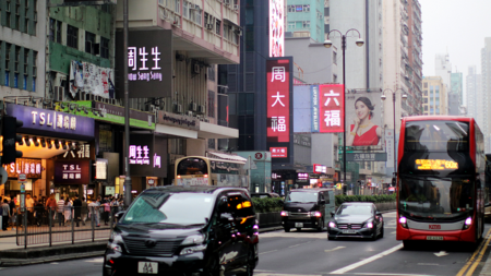 Visitor arrivals to Hong Kong decline 99 pct in March