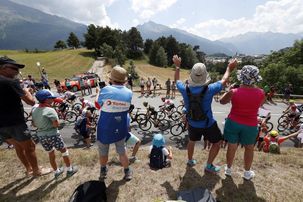 Tour de France called off amid virus, no new dates set