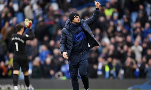 Lampard proud of Chelsea response to coronavirus crisis
