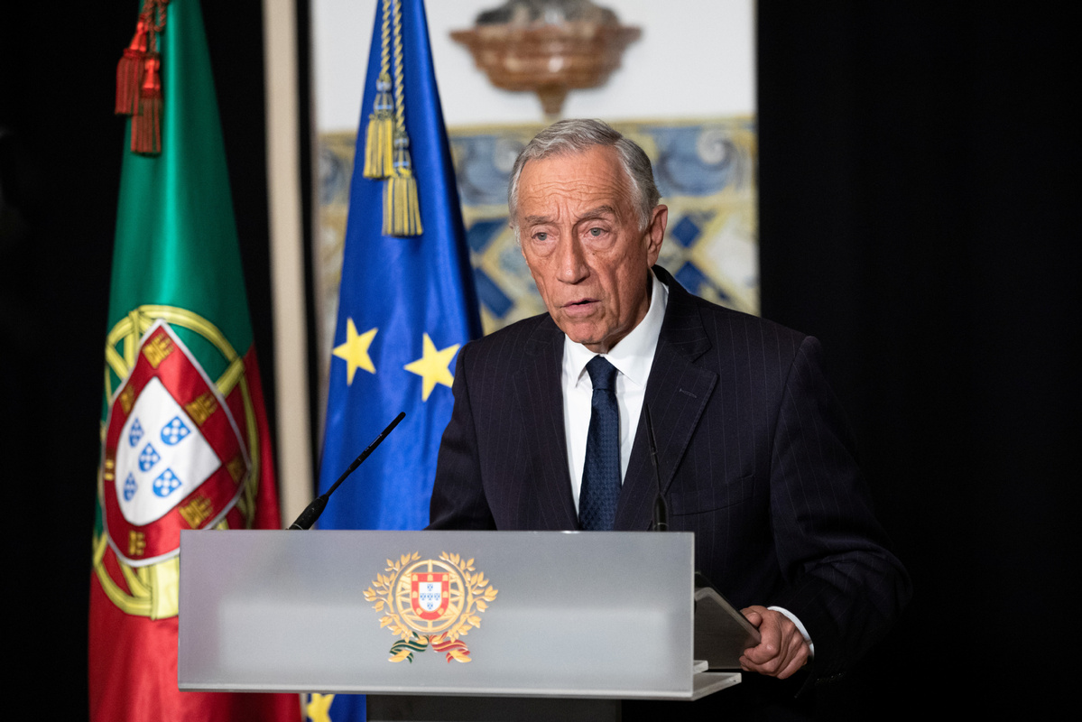 Portuguese leaders sees May as transitional month for economic recovery amid COVID-19