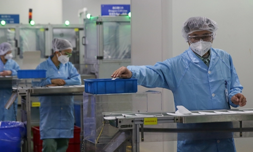 3M mask plant in Shanghai in full swing to fulfill US orders