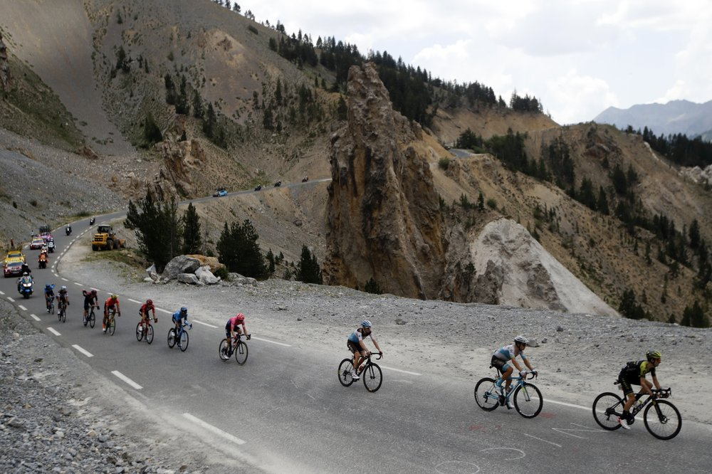 Rescheduled Tour de France hoping to make nation smile again