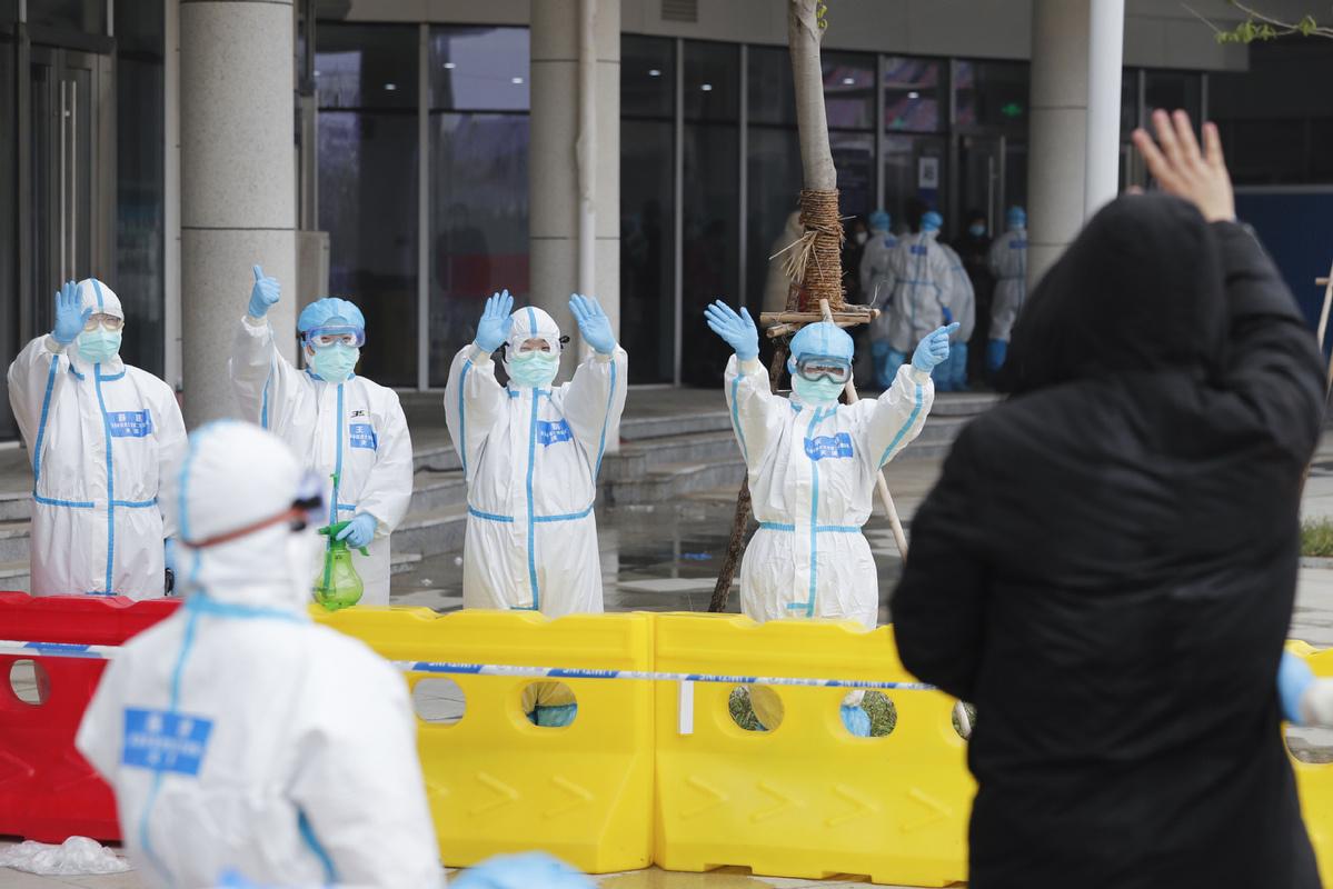 Respiratory expert Zhong Nanshan's latest views on COVID-19