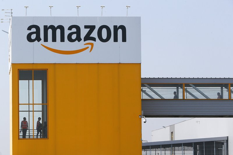 Amazon suspends all activity in France amid virus crisis