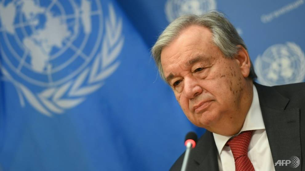 Only a COVID-19 vaccine will allow return to 'normalcy': UN chief