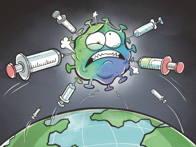 Difficulty in tracing the virus: Academician