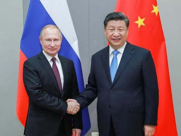 Highlights of President Xi's phone conversation with his Russian counterpart Putin on Thursday