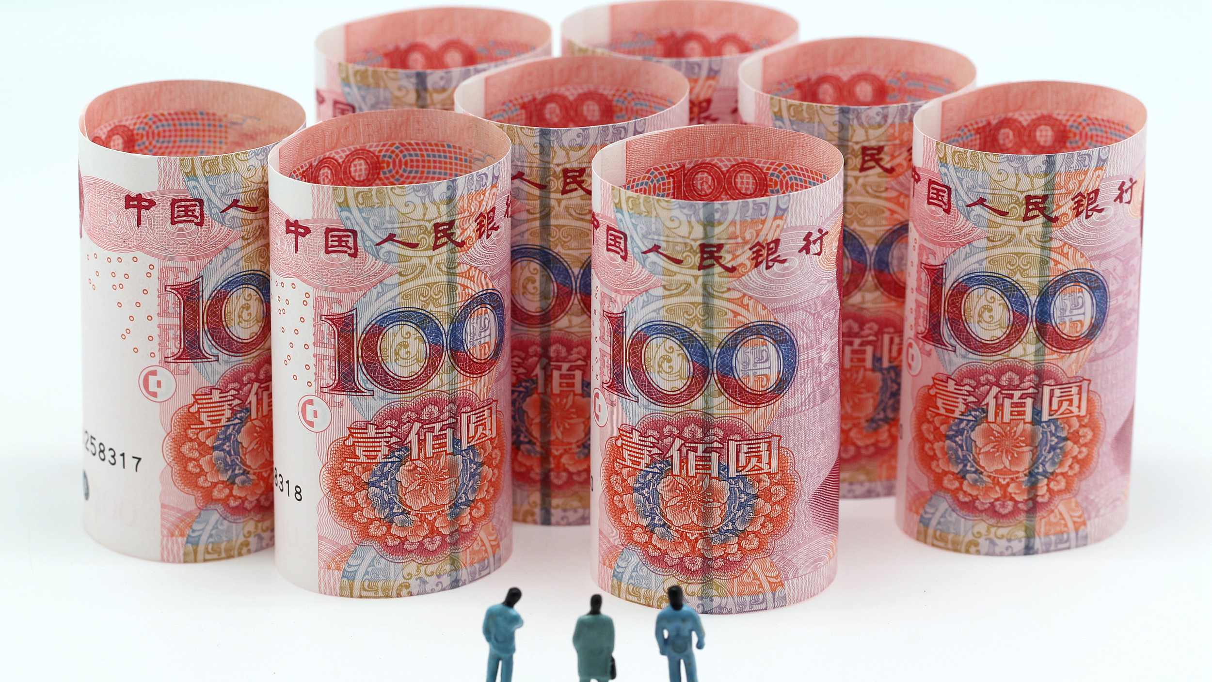 Chinese banks report forex settlement surplus in Q1