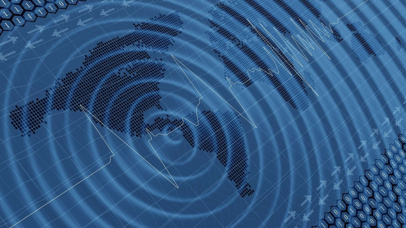 5.5-magnitude quake hits 133km ENE of Chirikof Island, Alaska -- USGS