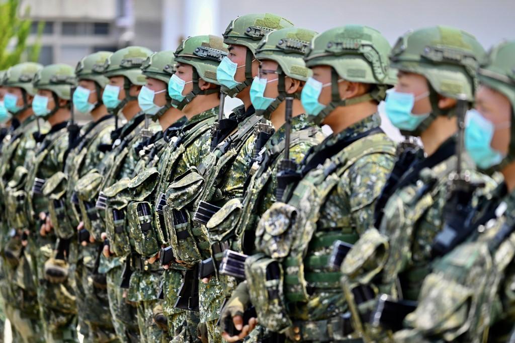 Taiwan reports three COVID-19 cases aboard naval vessel