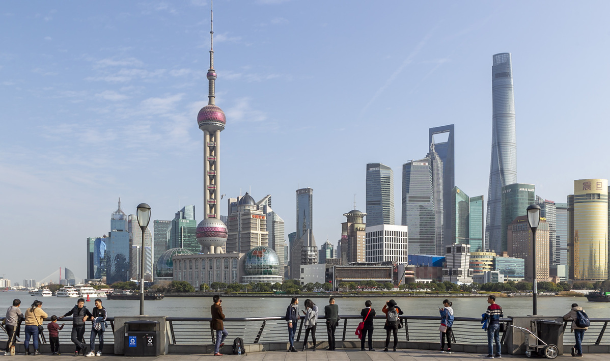 Pudong still growing 3 decades on