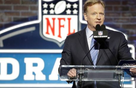 With new game ahead, NFL to hold practice remote draft