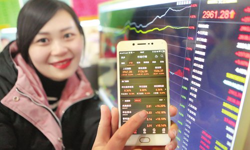 China's A-share market adds 1.89 million new trading accounts in March
