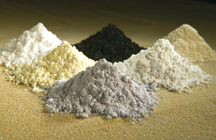 China's rare earth price index slightly down