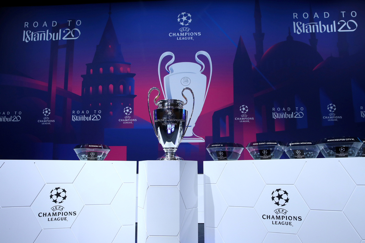 Proposal could see Champions League final on Aug 29