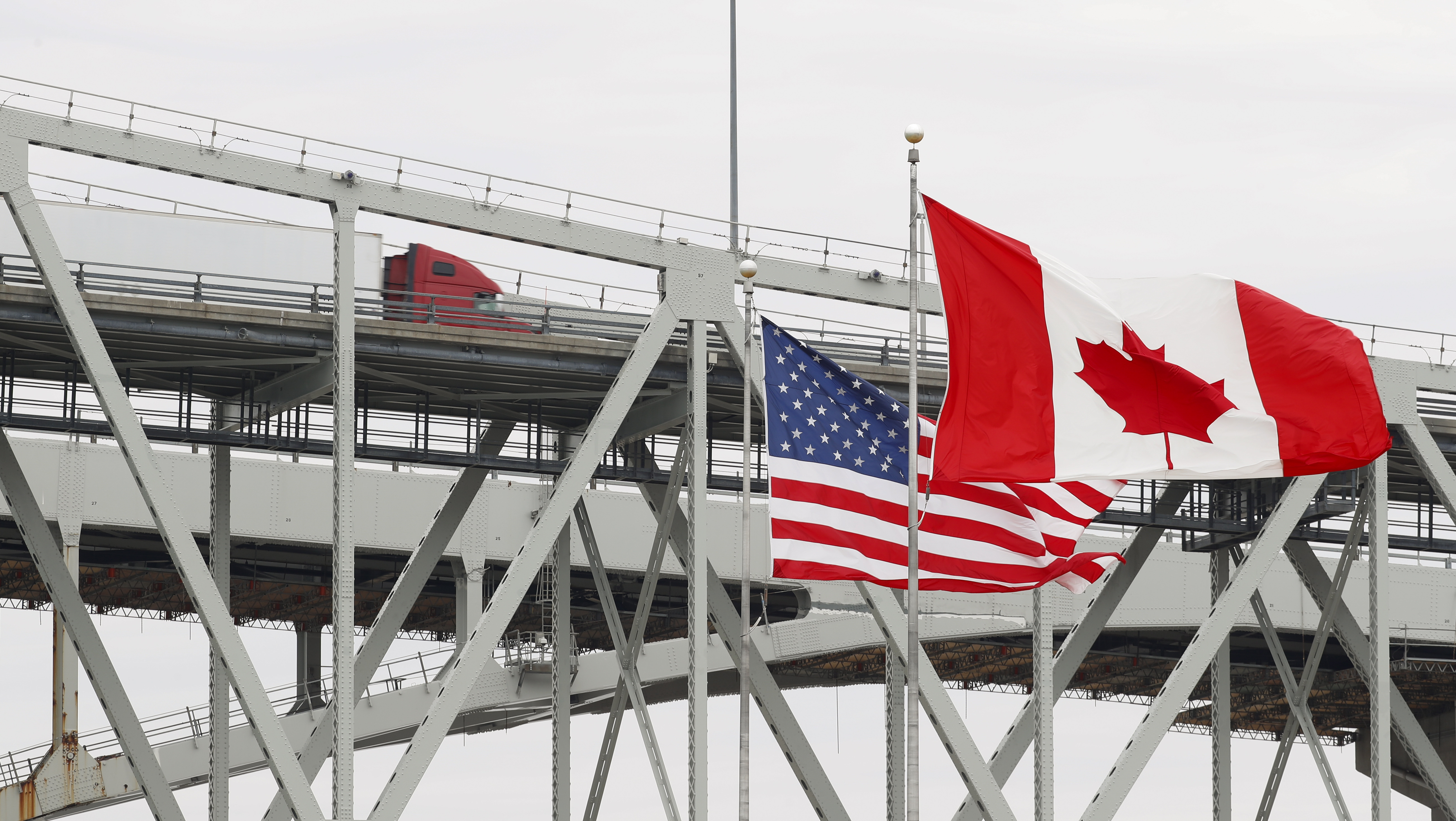 Canada, US extend border restrictions for another 30 days