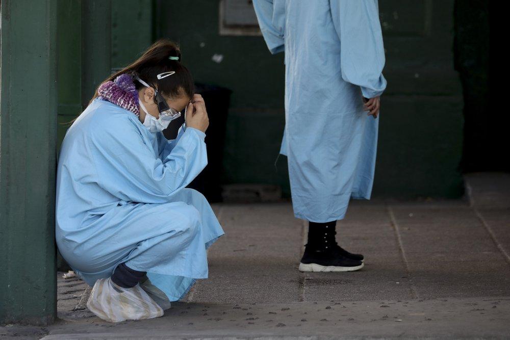 Global COVID-19 cases surpass 2.2 mln: Johns Hopkins University