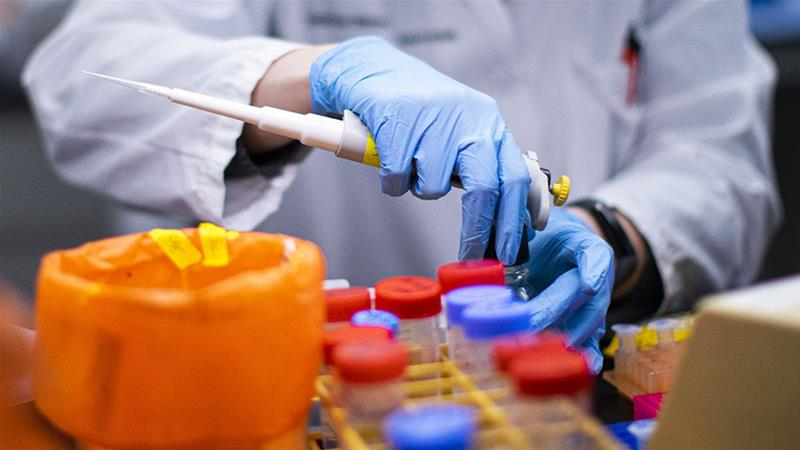 COVID-19 tests delayed by contamination at US CDC lab: report
