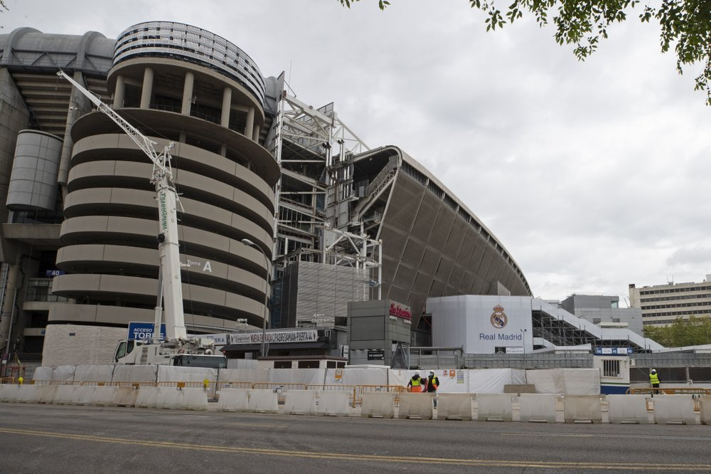 Spain set to finish soccer season without fans in stadiums