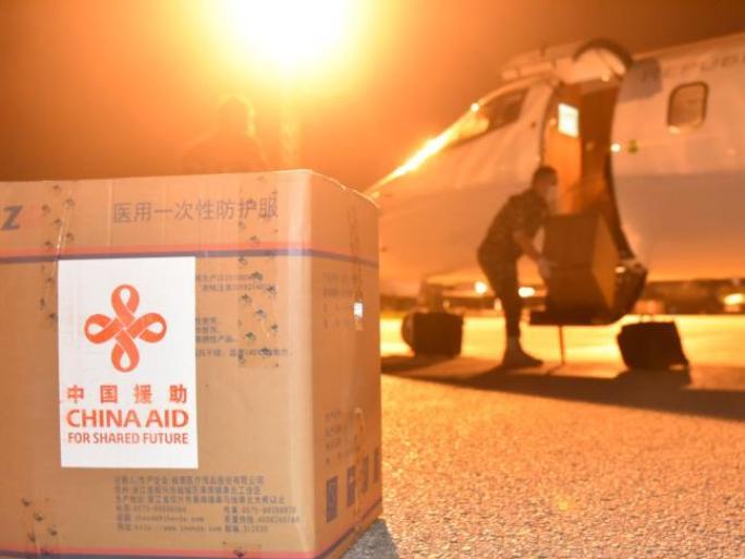China provides medical supplies to North Macedonia to help battle coronavirus