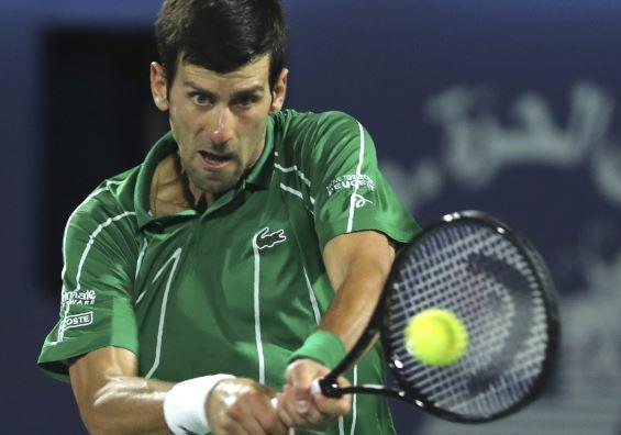 Djokovic, Federer, Nadal discuss COVID-19 fund