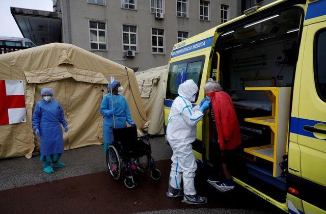 Confirmed coronavirus cases in Portugal top 20,000