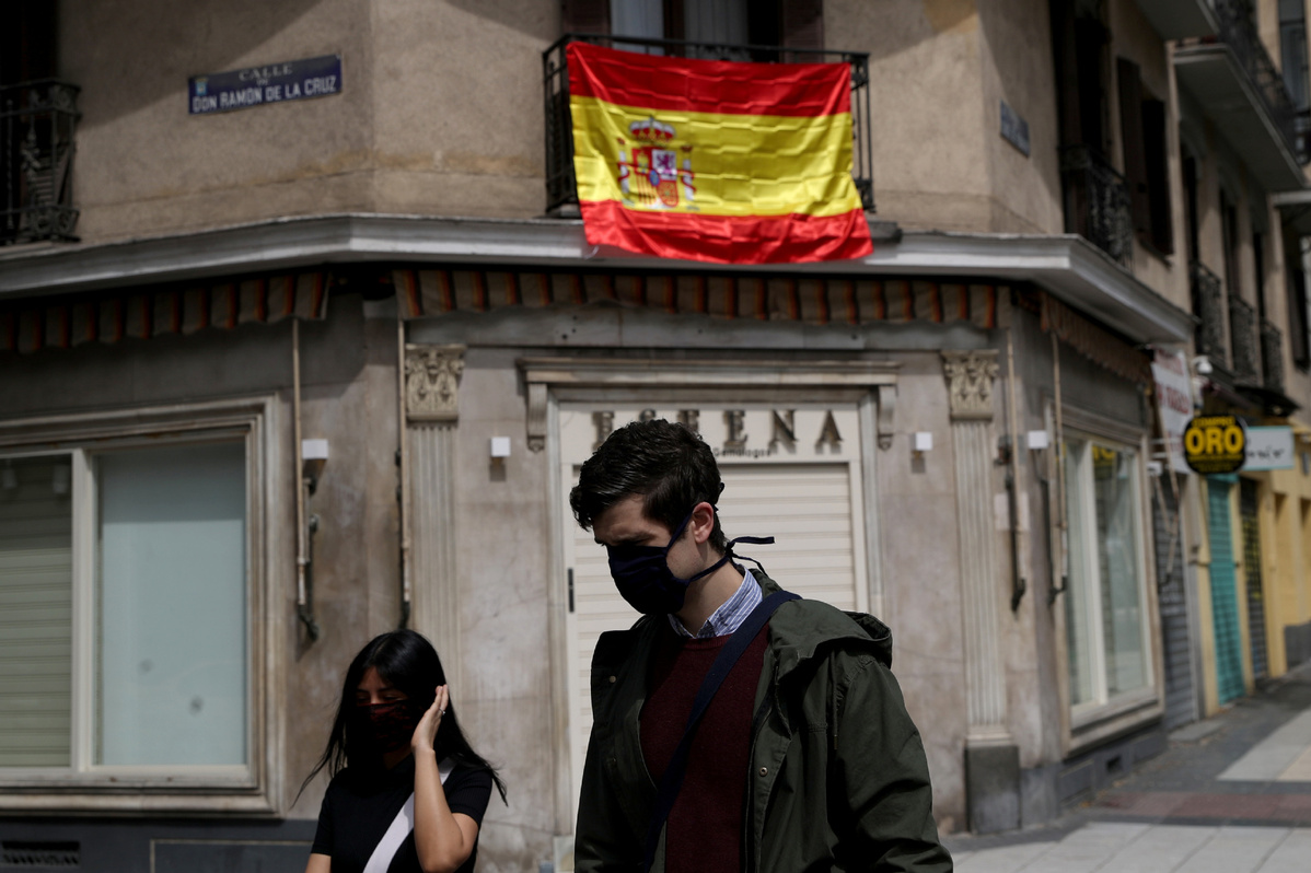 Spain death toll breaches 20,000 as COVID-19 rampage continues in Europe