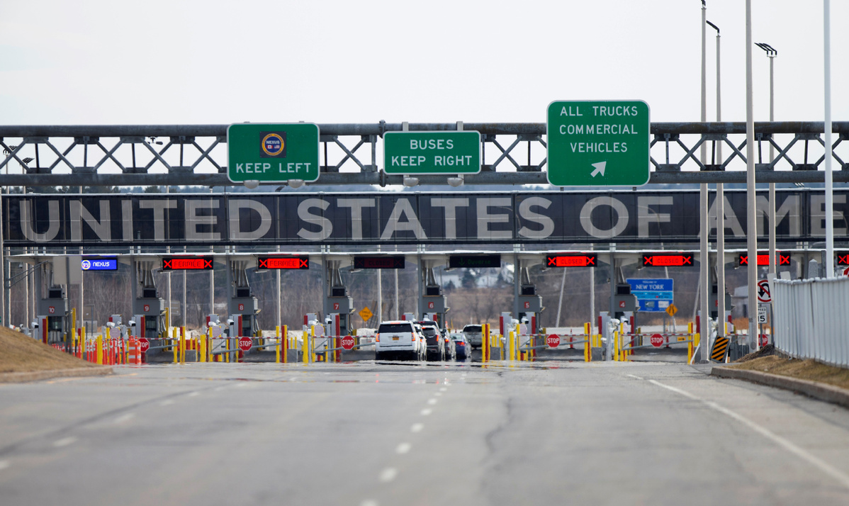 Canada, US extend border restrictions by 30 days